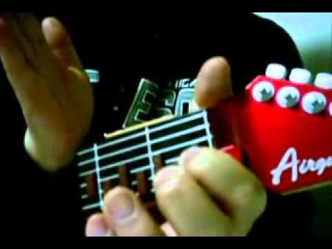 Air Guitar  Anindasepettecom