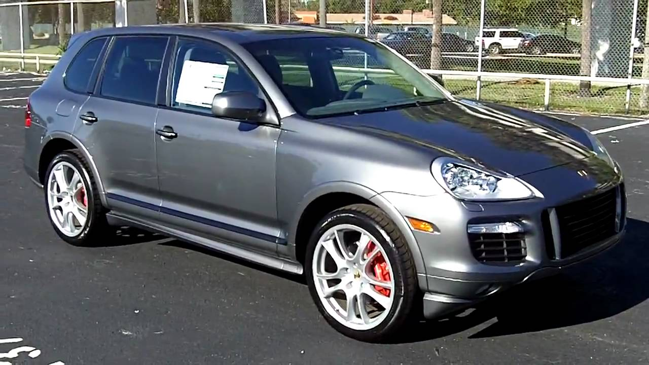 Porsche Cayenne Gts 2010 1 Of 11 Available