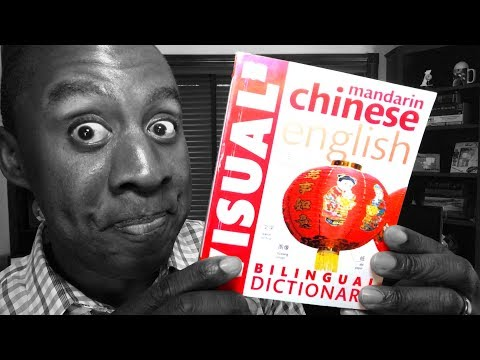 Mandarin Chinese English Bilingual Visual Dictionary Review