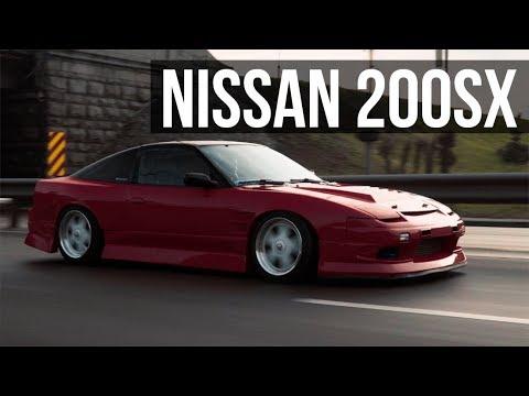 Evil Nissan 200SX S13 CA18DET // Mad Life Prod.