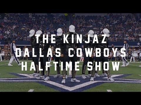 Kinjaz | Dallas Cowboys Halftime Show (OFFICIAL)