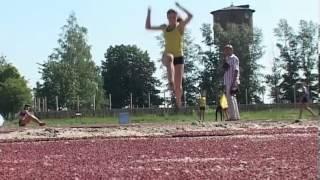 В Старом Осколе прошел  чемпионат Белгородской области по легкой атлетике