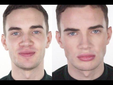 Male Makeup - Natural & Flawless | John Maclean
