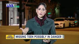 MISSING CHILD ALERT | Tampa Police search for 15-year-old girl last seen Monday morning