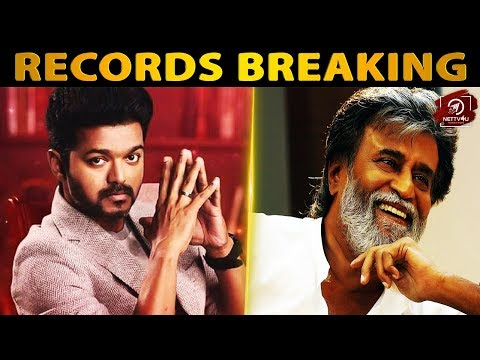 Unbeatable Rajinikanth Records! Superstar | Shankar | Mani Ratnam