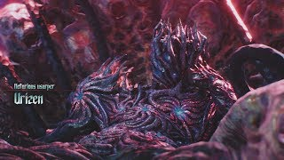 Devil May Cry 5 - Urizen Boss Battles (ALL FIGHTS) Gameplay [1080p 60FPS HD]