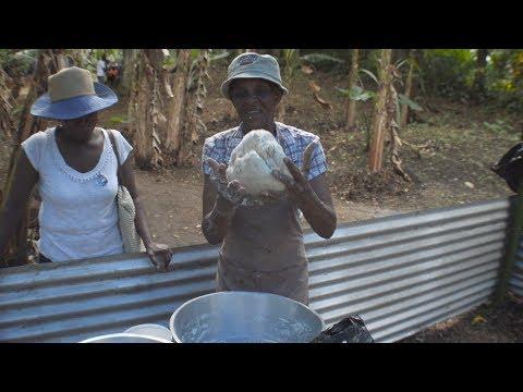 Fada Bruce Grave Digging (Jamaica)