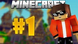 MineCraft: Осенние приключения #1 СТОЛЬКО НЕПОНЯТНОГО