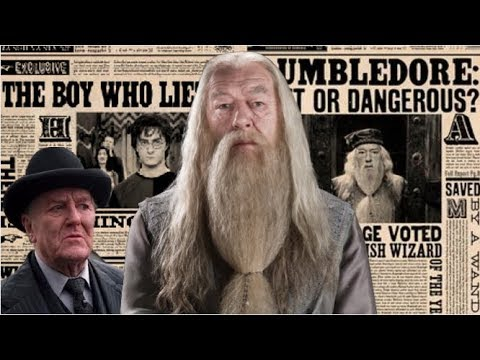 Why Dumbledore Really Refused The Minister Of Magic Position