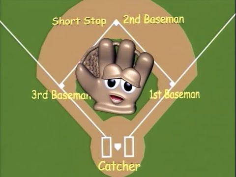 Littlest Leaguers Learn to Play Baseball