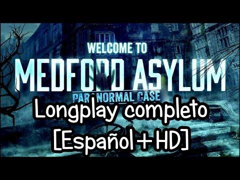 Medford Asylum 🏚 [Longplay completo en español] [No comentado]