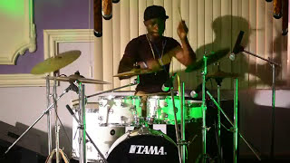 """DNATHDRUMS DRUM COVER """"GINI"""" BY TIM GODFREY"""