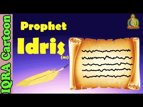 Idris AS  Prophet story  Ep 02 Islamic cartoon  No Music
