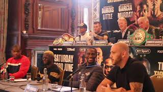 """""""DON'T SAY NOTHING ABOUT MY DAD"""" DANIEL DUBOIS & TOM LITTLE HEATED ARGUMENT!!!"""