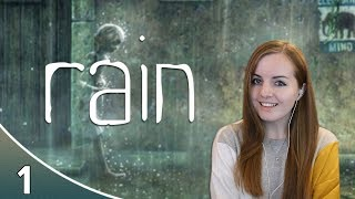 THIS GAME IS AMAZING! | Rain PS3 Gameplay Walkthrough Part 1