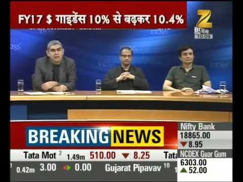 Dr. Vishal Sikka on Q-3 result announcement of Infosys