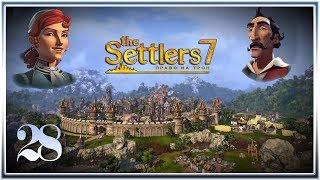 The Settlers VII - 28: Voland - Мудрая королева (ФИНАЛ) - [ПРОХОЖДЕНИЕ]
