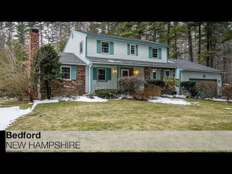 Video of 39 John Goffe Drive   Bedford NH real estate & homes by Tom Beauchemin
