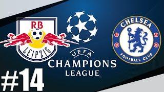 FIFA 17 | RB Lipsko-Chelsea | LIGA MISTRŮ | PART 14 | XBOX ONE | CZ/SK