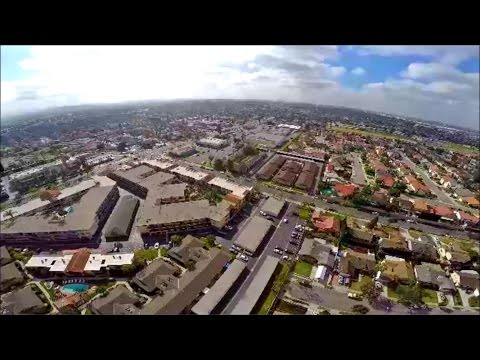 "City of Anaheim Drone Video ""Take Me Higher"""