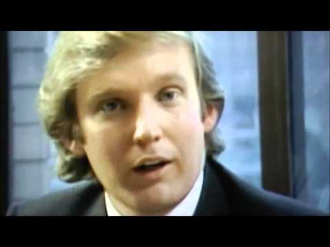 DONALD TRUMP LOST INTERVIEW 1980 PLUS MORE