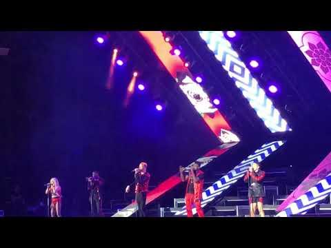 Pentatonix Summer Tour 2018 - Can't Sleep Love (Matt Sallee)