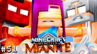 Minecraft Mianite: DIANITE TRIES TO KILL ME (Ep. 51)