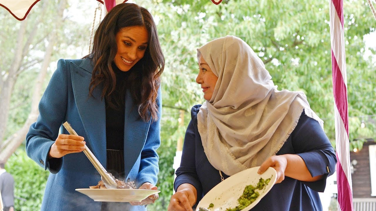 Meghan Markle launches new cookbook supporting Grenfell Tower victims