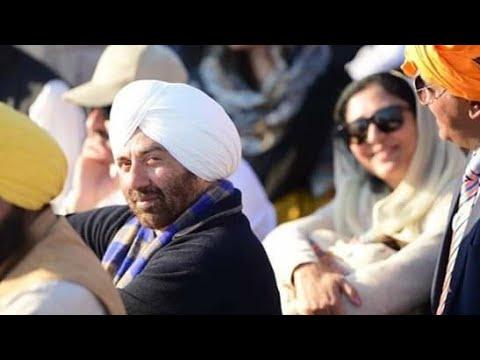 Kartarpur Corridor: Sunny Deol spotted with Usman Buzdar | 09 Nov 2019