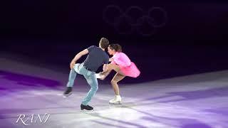 Valentina MARCHEI & Ondrej HOTAREK 4K 180225 Pyeongchang 2018 Figure Skating Gala Show