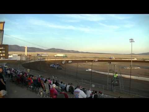 Prescott Valley Raceway Mod Heat 6-21-14