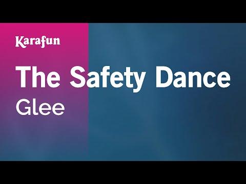 Karaoke The Safety Dance - Glee *