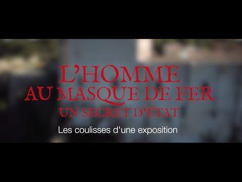 Cannes : le mystère du masque de fer dévoilé dans une exposition sur l'île Sainte Marguerite - - France 3 Provence-Alpes-Côte d'Azur