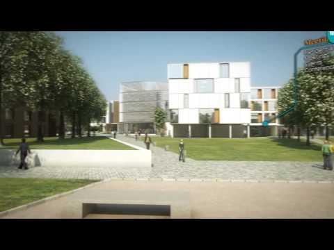 Northampton Alive   University of Northampton UoN Waterside Campus 720p