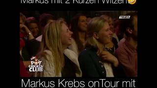 Markus Krebs - kurz auf den Punkt!