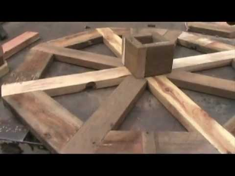 Make Your Own Water Wheel Youtube