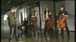 Скачать Apocalyptica Making Of The Video I M Not Jesus Feat Corey Taylor