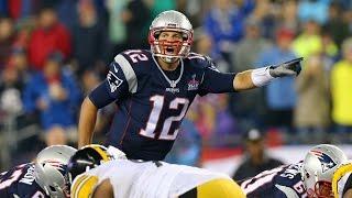 Michael Strahan on Tom Brady's competitiveness