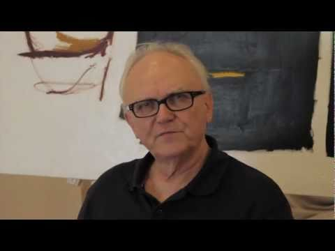 Robert Wilson Interview - Abstract painter