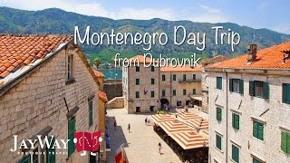 Montenegro Day Trip with JayWay Travel