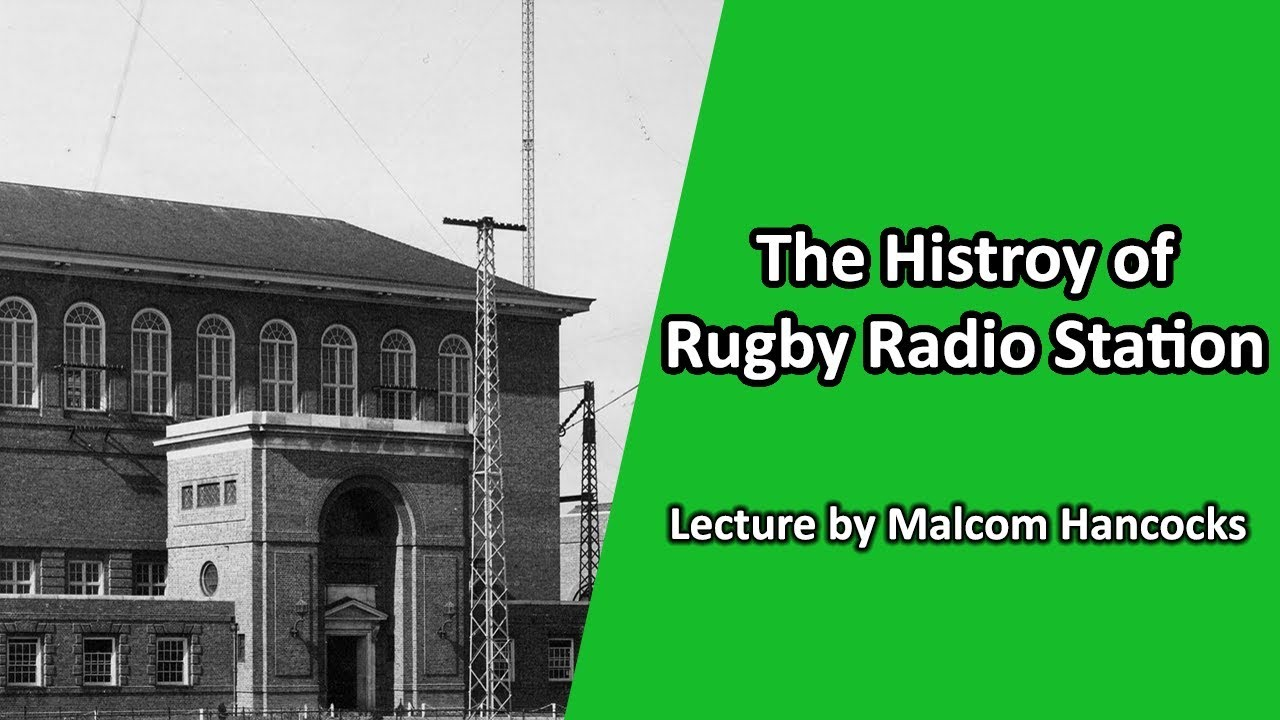 NDARC | The History Of Rugby Radio Station