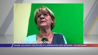 Yvelines | L'ITV Express de Martine Letoublon, maire adjointe d'Elancourt