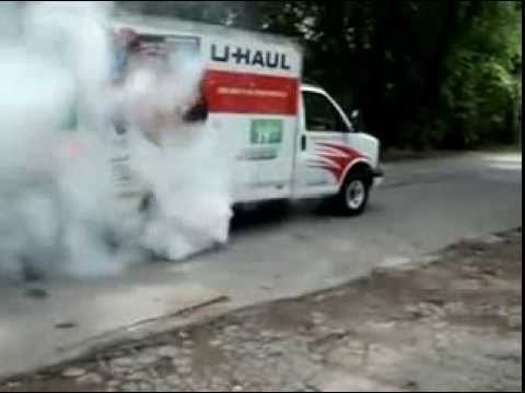 """Niko """"jackass style"""" rents a U-Haul truck and uses that $2 ..."""