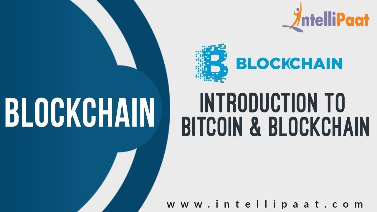 bitcoin blockchain tutorial