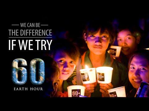 Earth Hour Theme with Lyrics #ChangeClimateChange