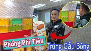 CAO THỦ Đáp Phi Tiêu Tại Đài Loan - Đáp Đâu Trúng Đó | Việt Đức Vlogs