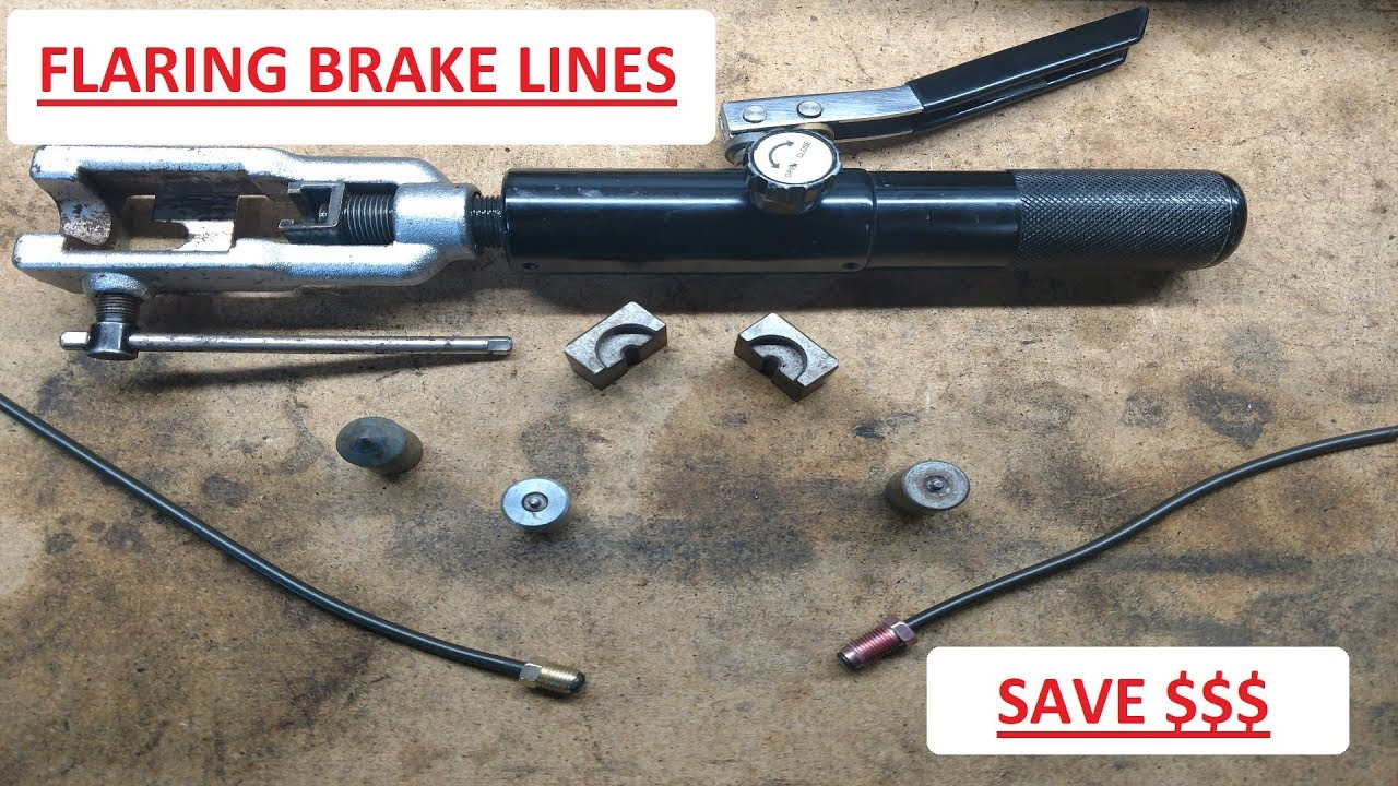 How To Flare A Brake Line >> How To Flare Brake Lines Diy Double Flare And Bubble Flare