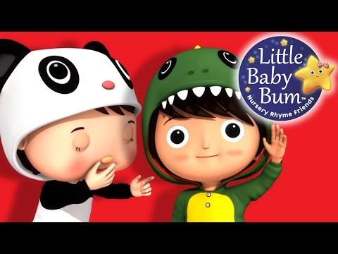 Wind the Bobbin Up | Nursery Rhymes by LittleBabyBum!