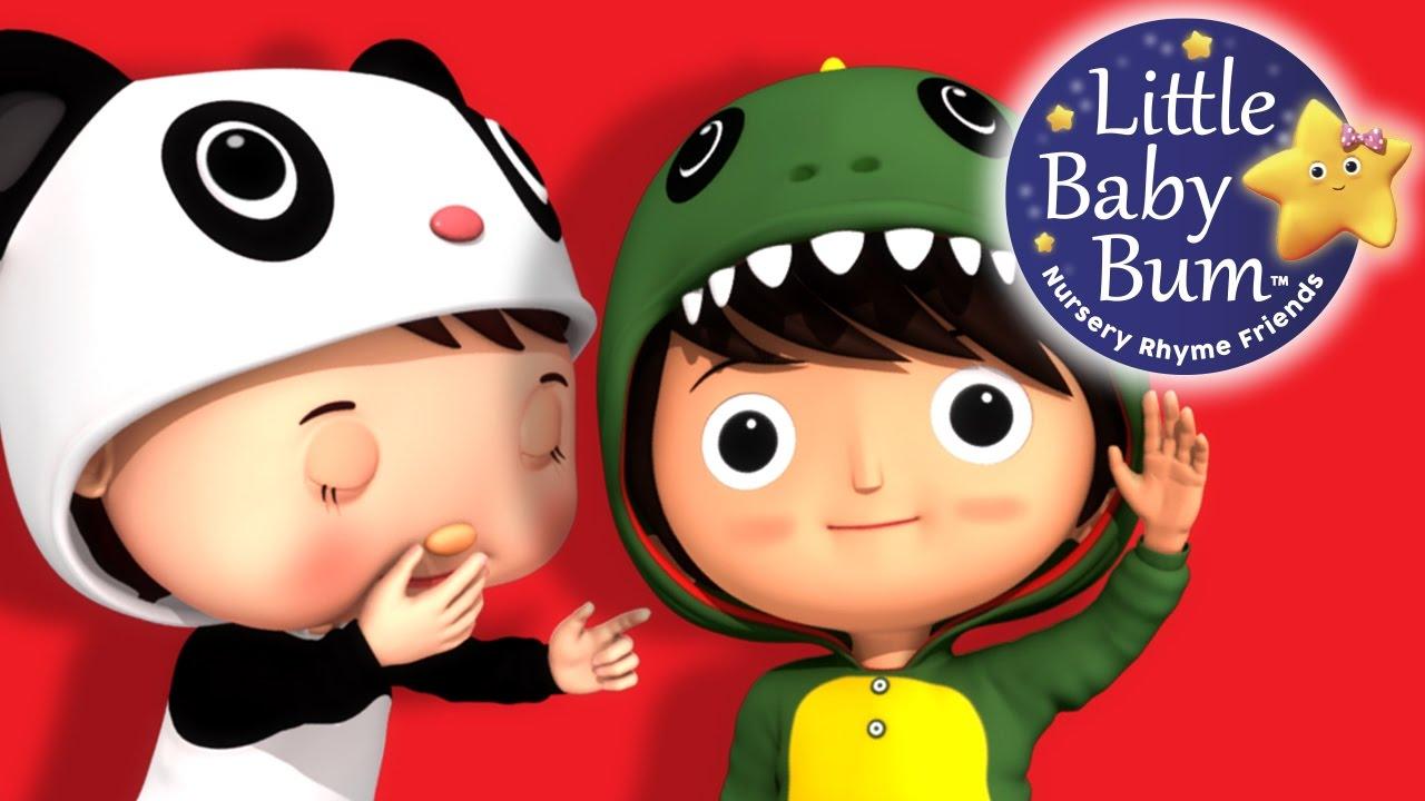 Wind The Bobbin Up Nursery Rhymes By Littlebabybum Youtube