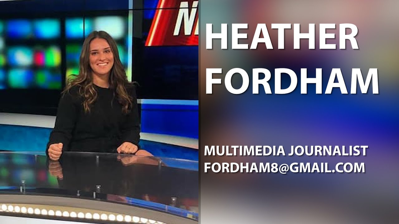 Heather Fordham November 2020 Reel
